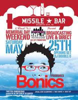 Any City @ Missile Bar Saturdays Guest List