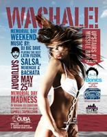 Any City @ Cuba Libre Bailamos Saturdays Guest List