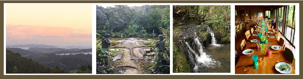 images of Te Moata Retreat Center