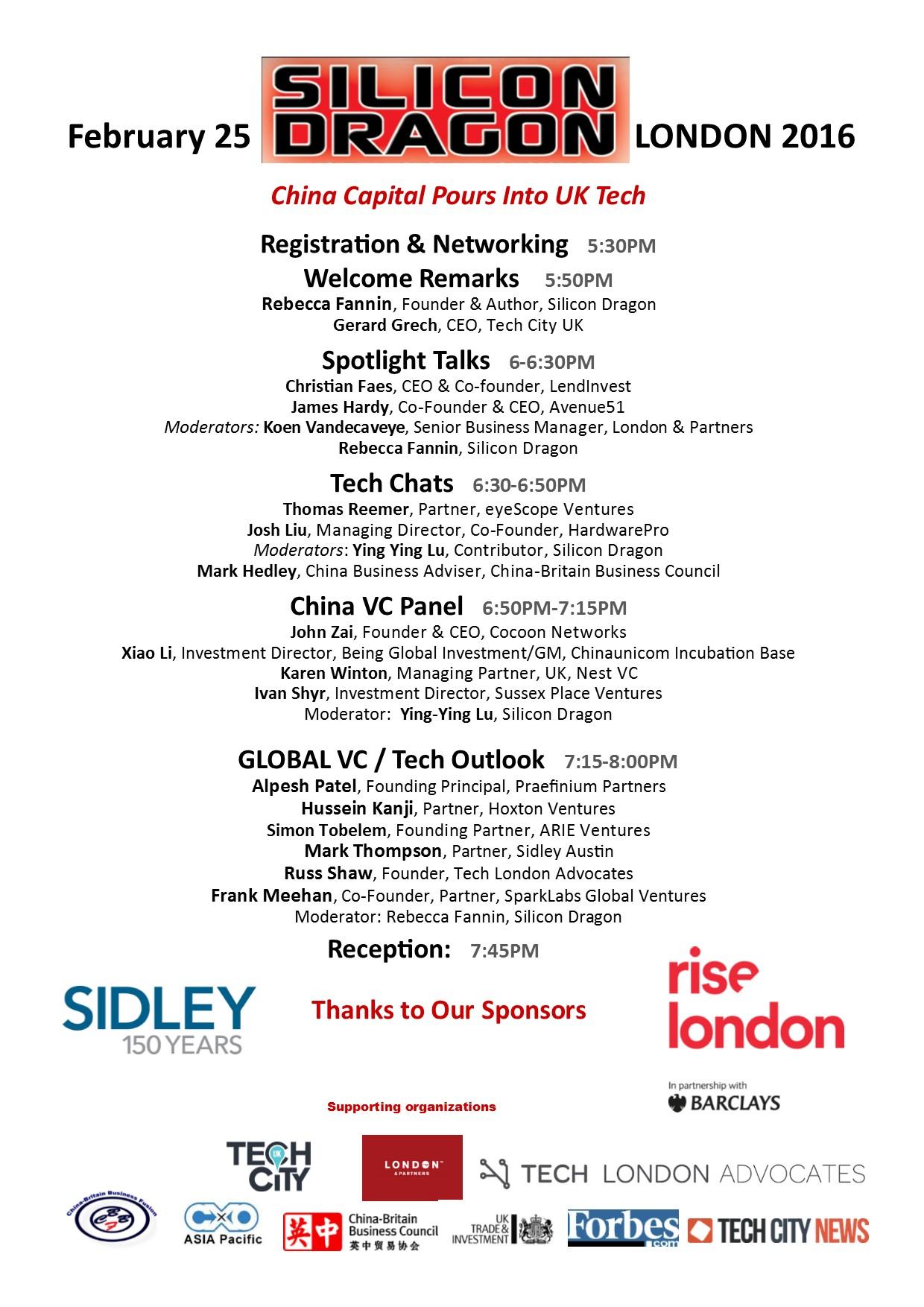 Silicon Dragon London 2016