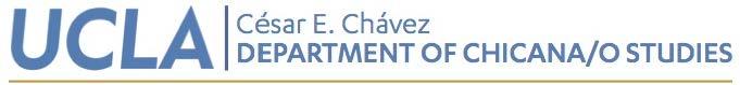 Chicano/a Studies Dept. Logo