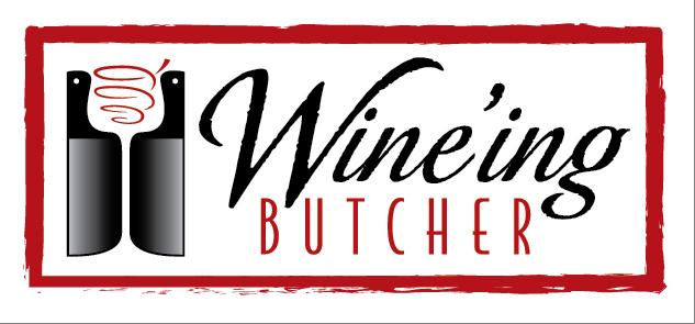 Wining Butcher Logo