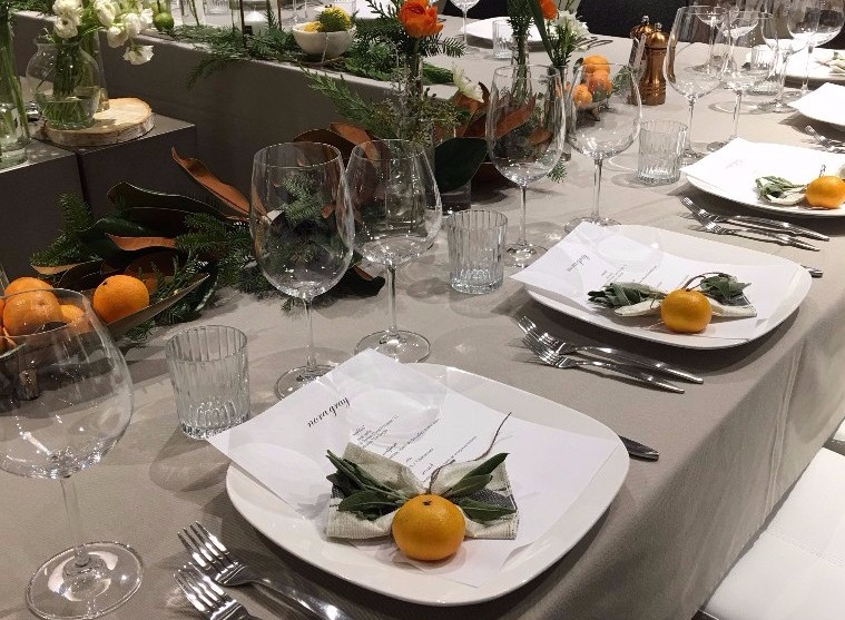 table des fêtes