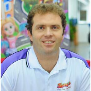 Shane Hill, Founder of Skoolbo