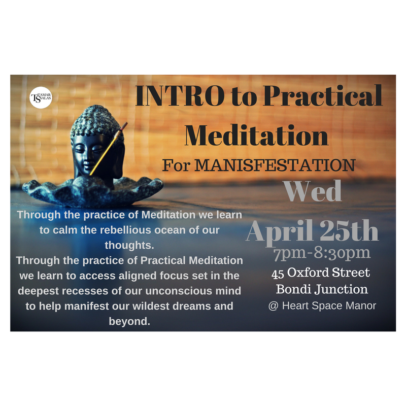 Intro To Practical Meditation for Manifestation