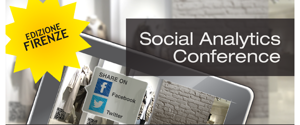 Social Analytics Conference