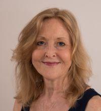 Headshot of Jackie Sloane.