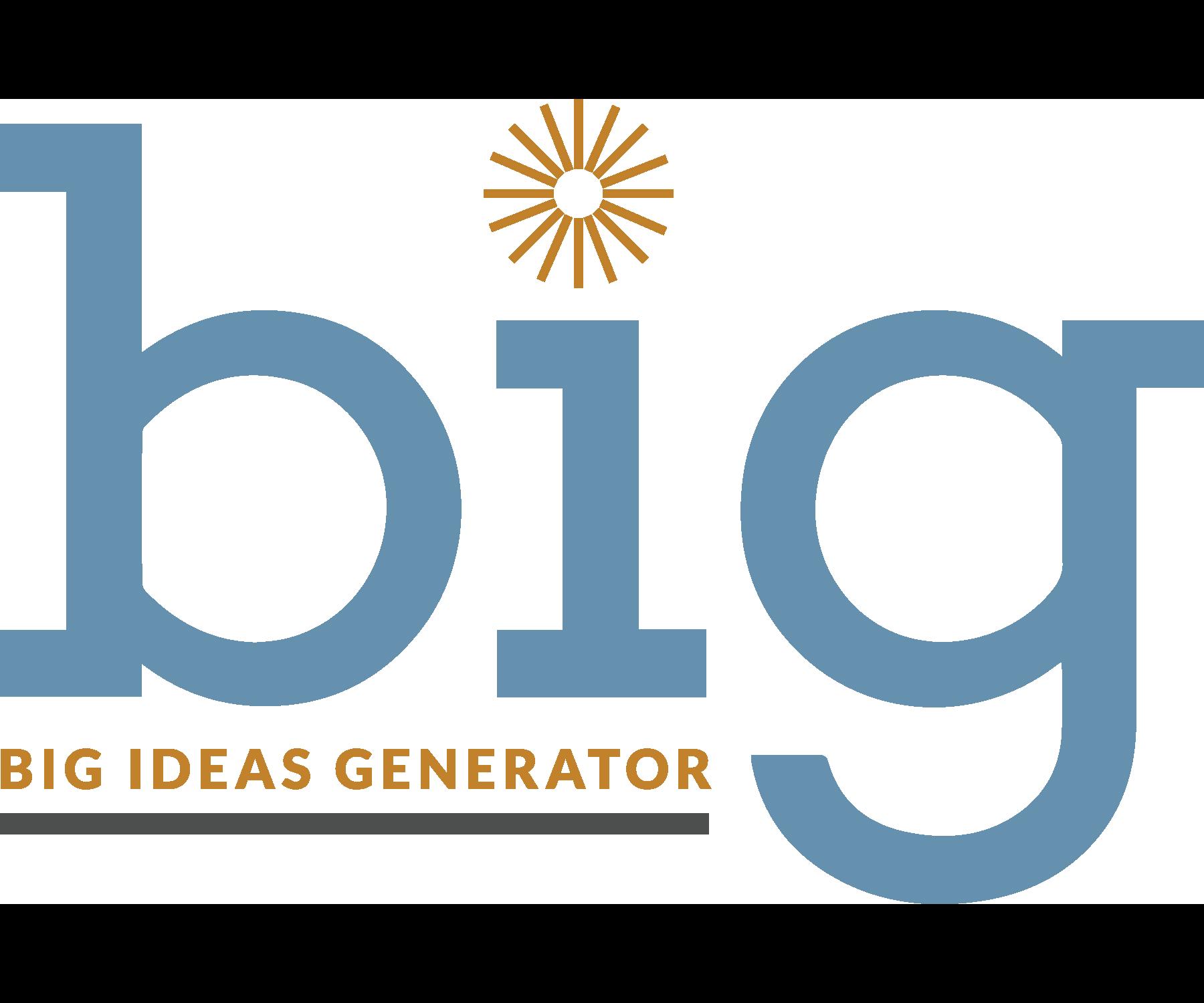 Big ideas Generator UChicago