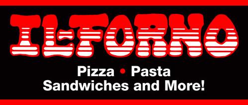 Il Forno pizza black logo