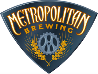 Metropolitan Brewing logo