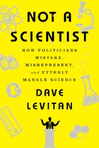 Not a Scientist book cover