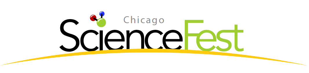 Chicago Science Fest logo