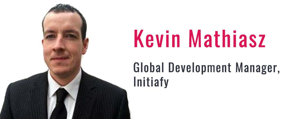 Kevin Mathiasz Initiafy Breakfast Briefing