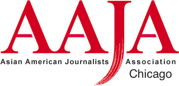 AAJA Chicago logo