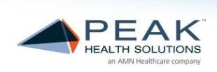 Peak Health Solutions Logo