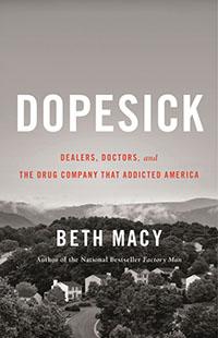 Dopesick, cover