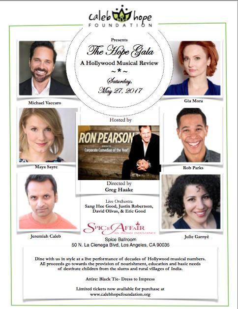 Hope Gala 2017