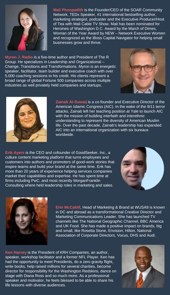 SOAR Community Summit 2018 Speakers