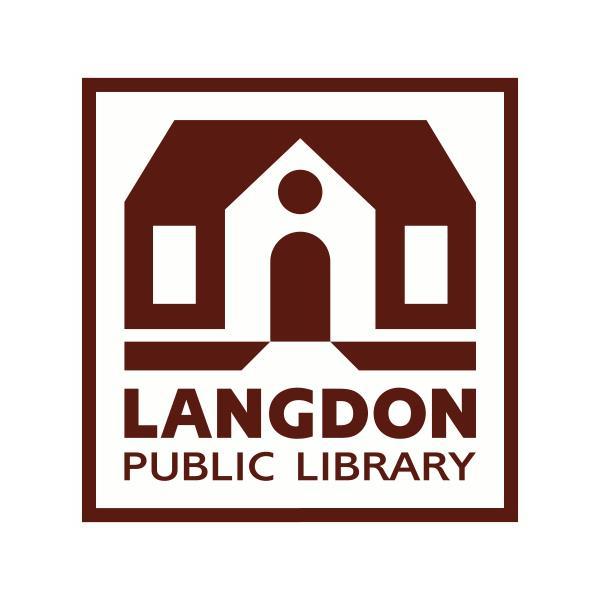 Langdon Library Logo