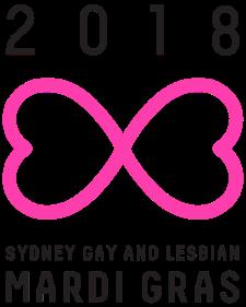 Mardi Gras 2018 Official Logo