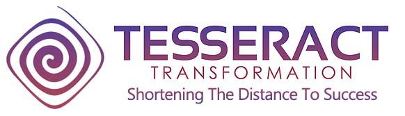 Tesseract Transformation Logo