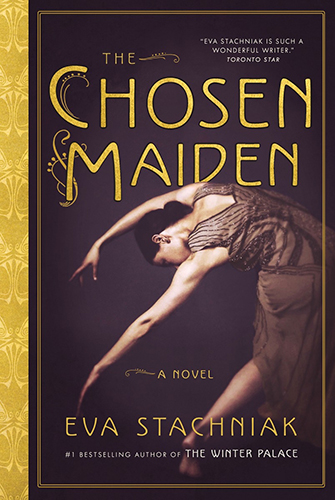 Cover of The Chosen Maiden