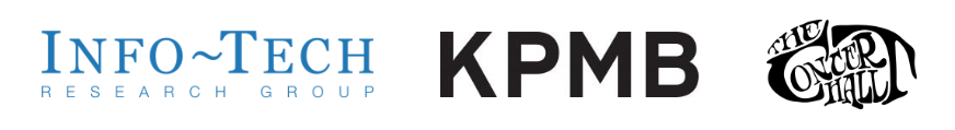 Sponsored by Info-Tech, KPMB, and The Concert Hall