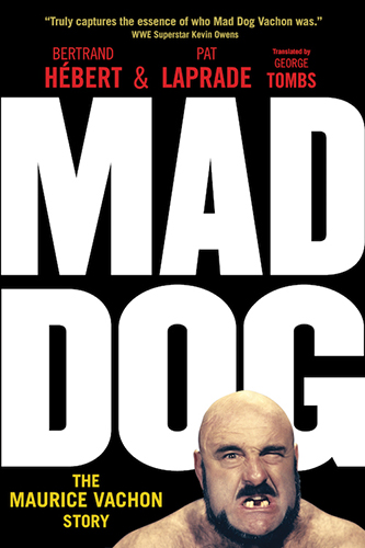 Cover of Mad Dog