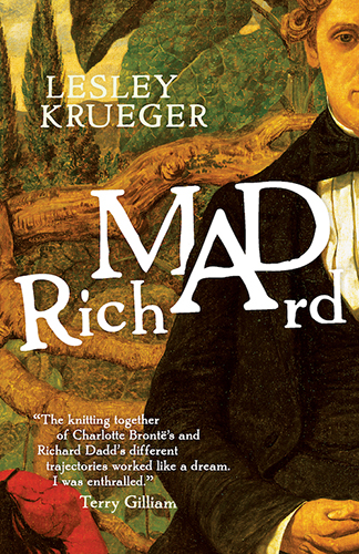 Cover of Mad Richard