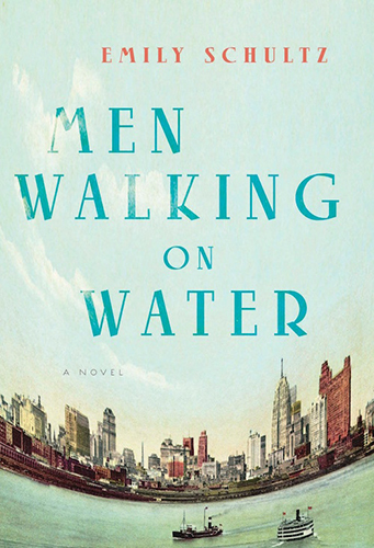 Cover of Men Walking On Water