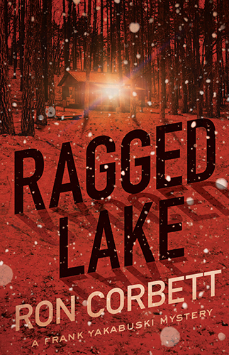 Cover of Ragged Lake