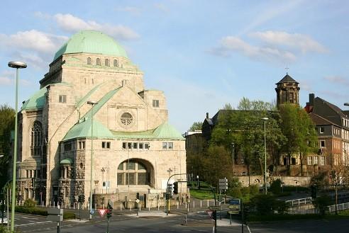 Downtown Essen