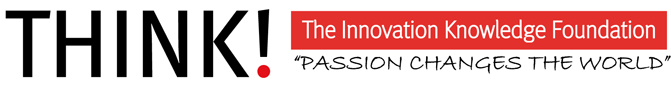 THINK! The Innovation Knowledge Foundation banner