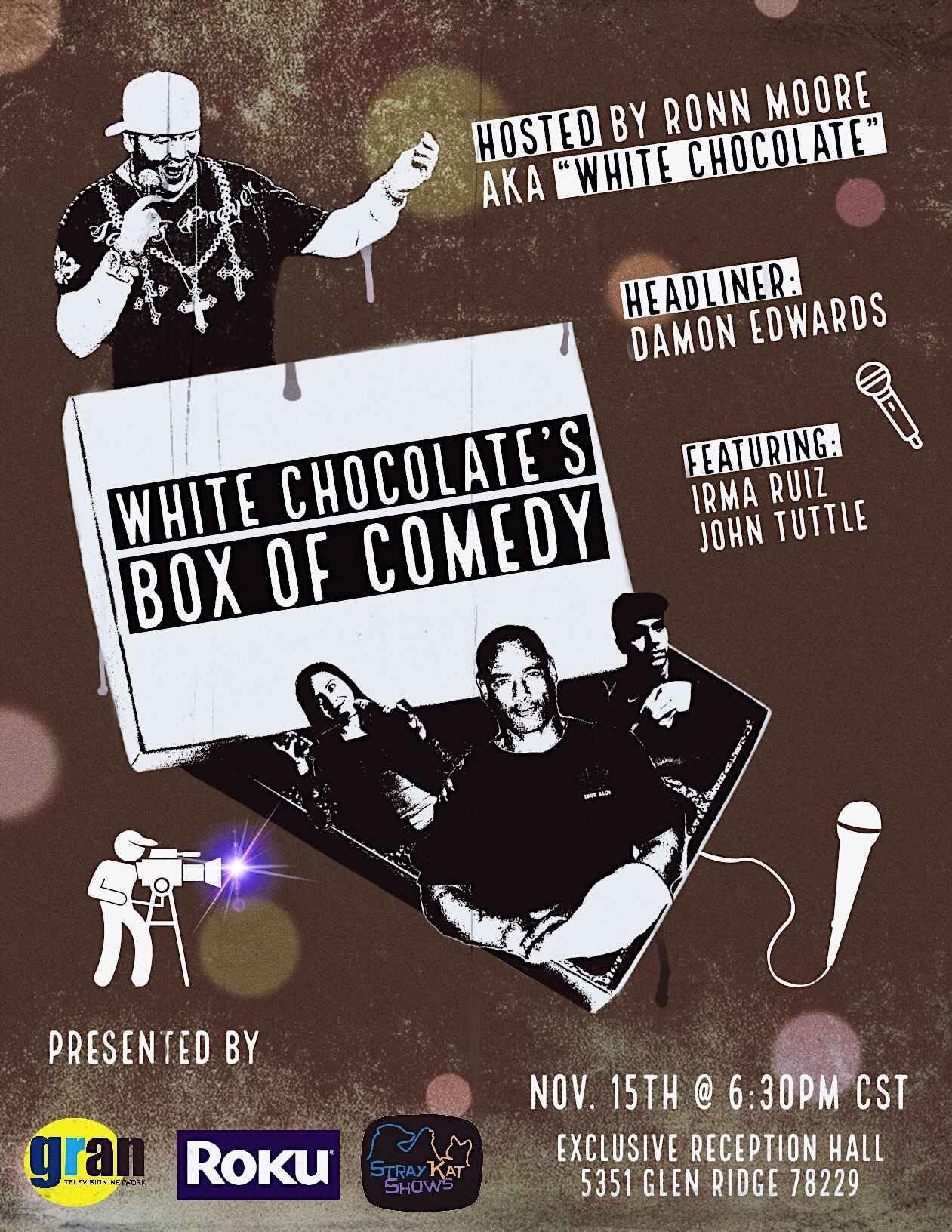 Box of Comedy Flyer 1
