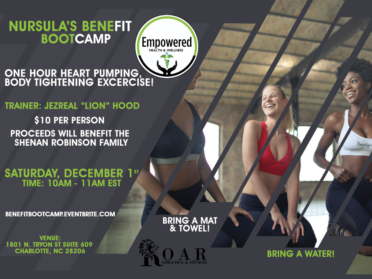 Benefit Boot Camp