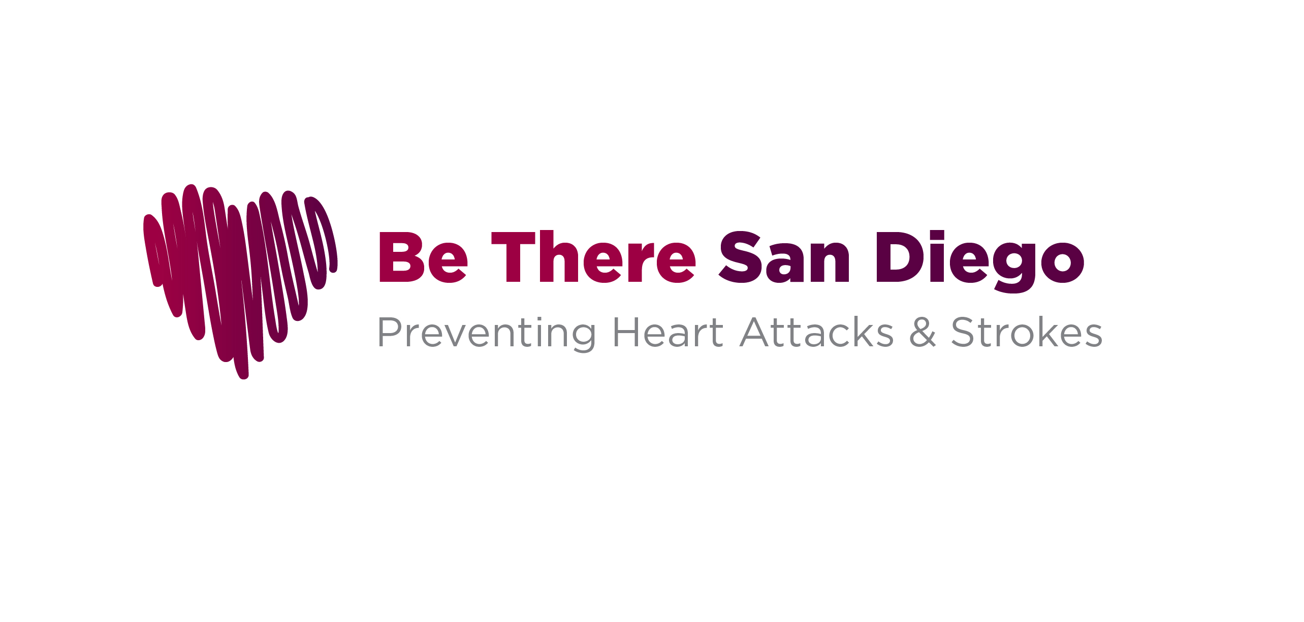 Be There San Diego Logo