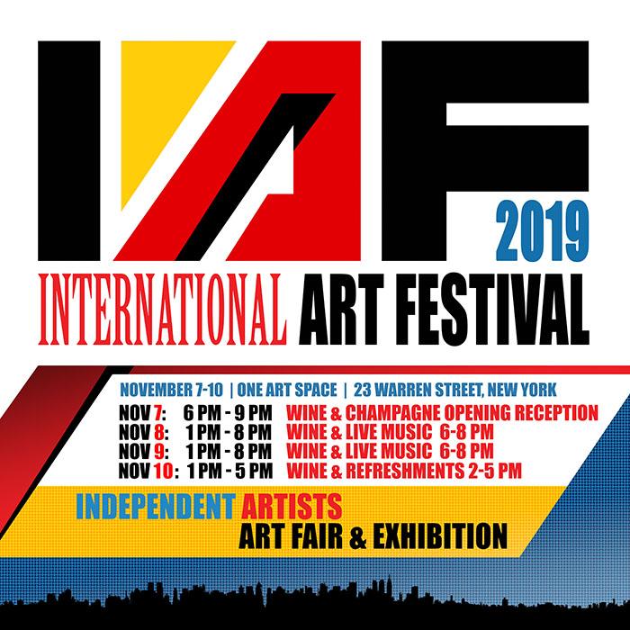 IAF 2019 banner