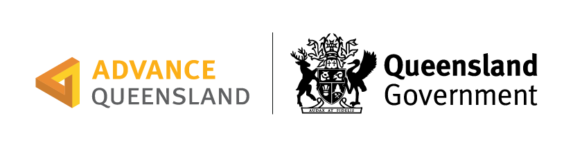 Advance Queensland - Made for innovation. Queensland Government.