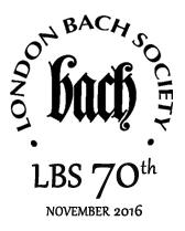 London Bach Society Logo
