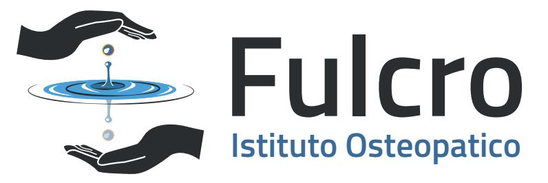 Logo Istituto Osteopatiaco Fulcro