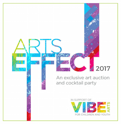 ArtsEffect 2017 invitation