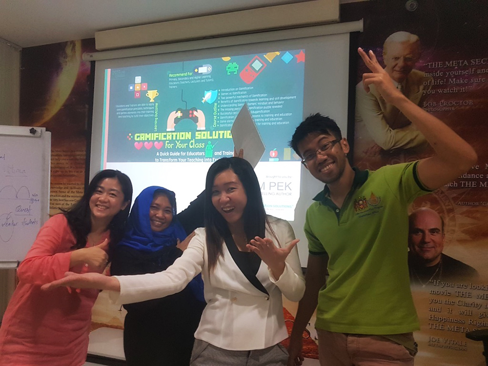 Gamification Class