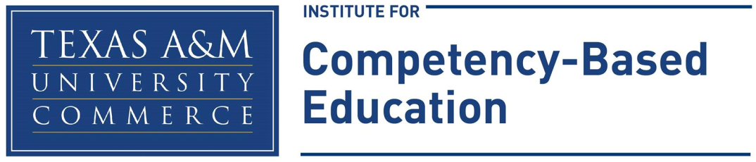 Institute for Competency Based Education Logo