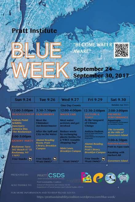 Blue Week 2017