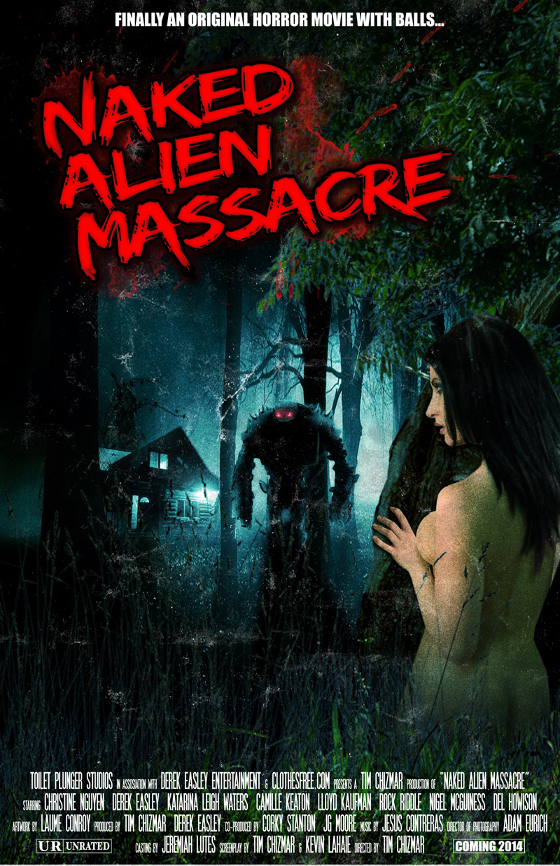 Naked Alien Movie