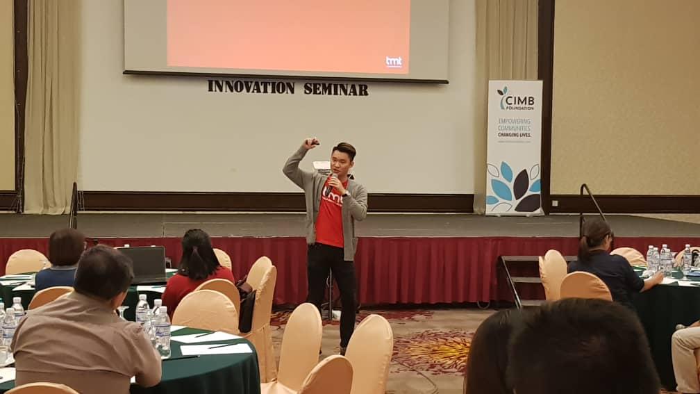 CIMB Innovation Seminar