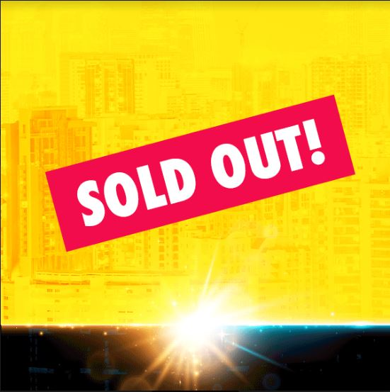 Thank You! This Event Is Sold Out