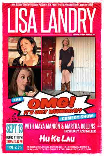 Lisa Landry HEADLINES!