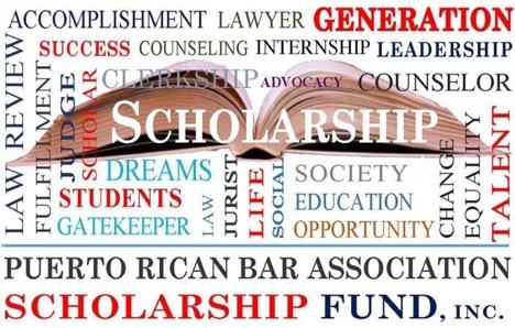 Puerto Rican Bar Association Scholarship Fund, Inc.