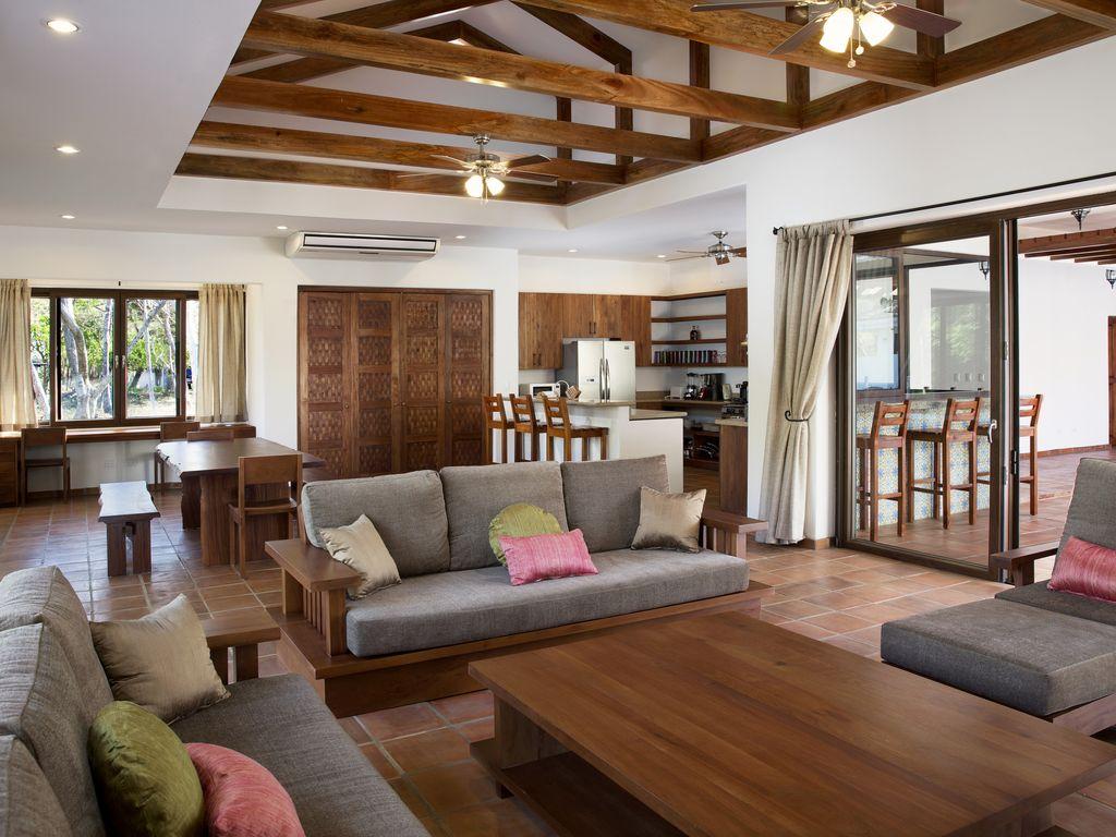 Nicaragua retreat house